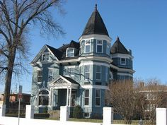 Discover. . .Owensboro's Historic Homes!