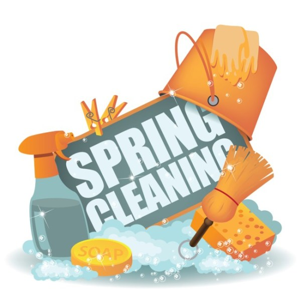 Tips. . .For Cleaning this Spring!