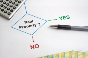 Understanding. . .Real Property Vs. Personal Property!